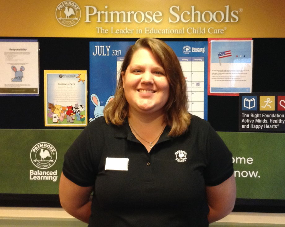 Ms. Samantha Morris , Preschool Teacher