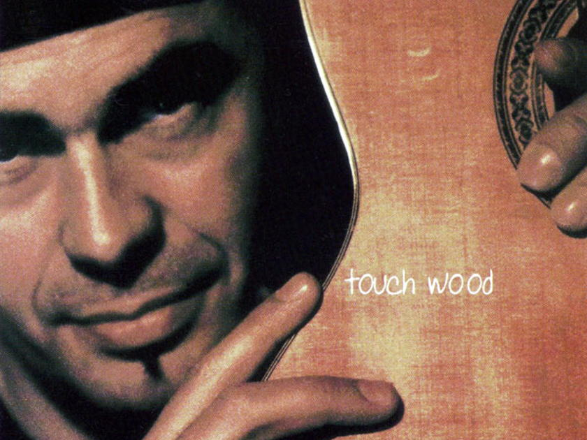 Antonio Forcione   - Touch Wood Vinyl LP