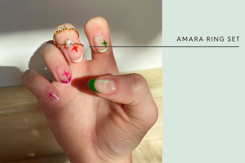 Amara Ring Sets