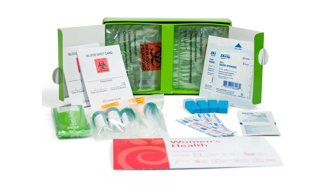 Womens health fertility test 4