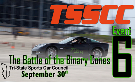 TSSCC 2018 #6: The Battle of the Binary Cones