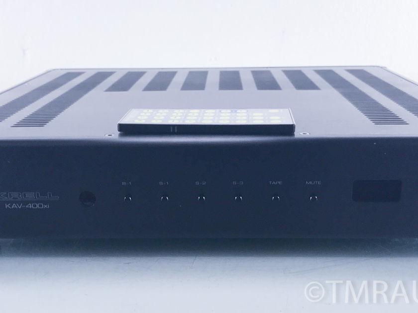 Krell  KAV-400xi Stereo Integrated Amplifier (2758)