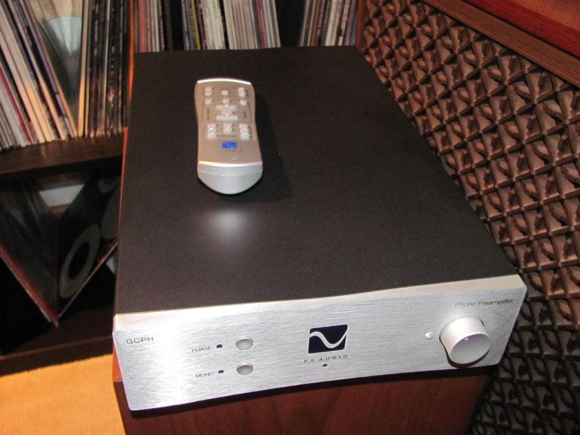 PS Audio GCPH mm/mc phono preamp