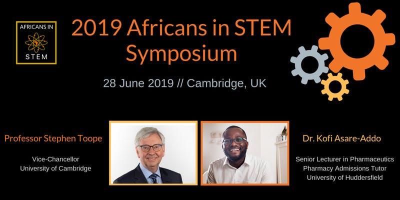 2019 Africans in STEM Symposium