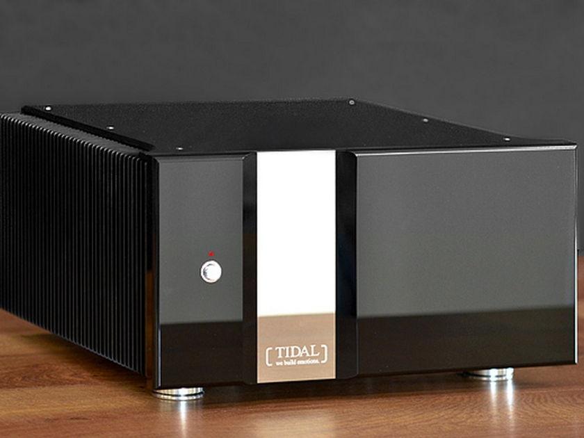 Tidal Audio Impact Dual Mono Reference Power Amplifier