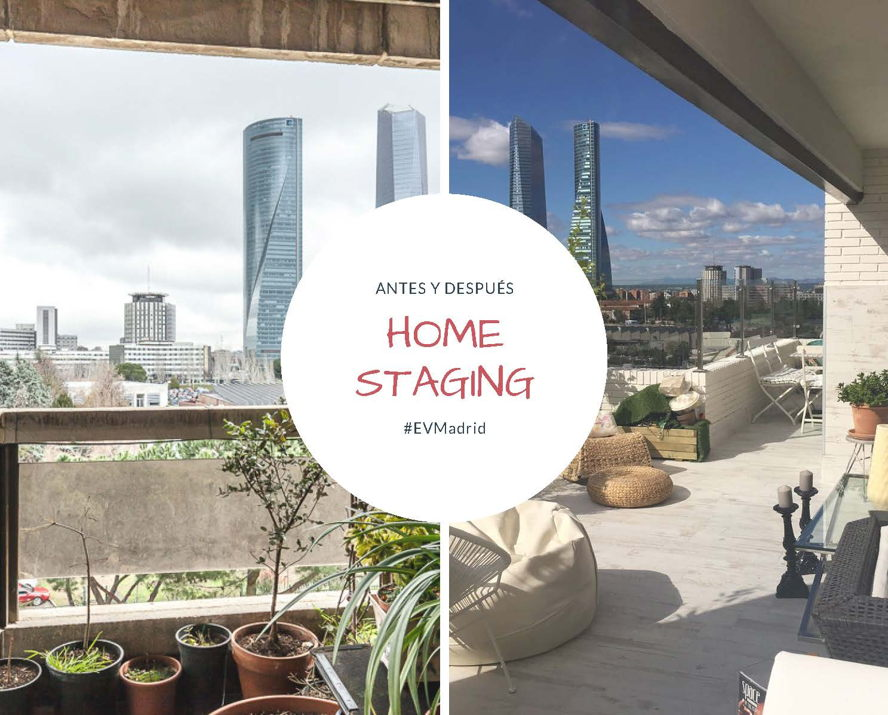 Madrid - Ejemplo de Home Staging