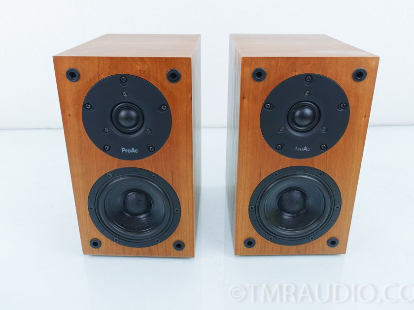 ProAc Tablette Reference Eight Speakers; Cherry Pair (8413)