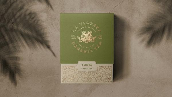 La Tigresa Organic Tea