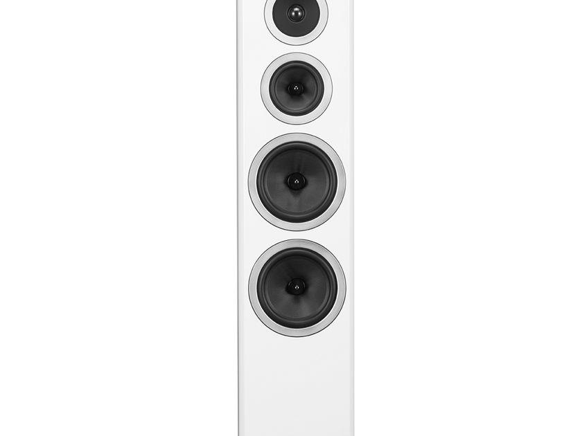 Wharfedale Reva-4 Floorstanding Loudspeakers Brand New-In-Box; 5 Yr. Warranty; 45% Off; Free Shipping