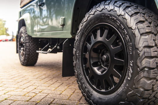 BLINDO WHEEL AND TYRE PACKAGE's featured image