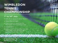 WIMBLEDON TENNIS CHAMPIONSHIP image