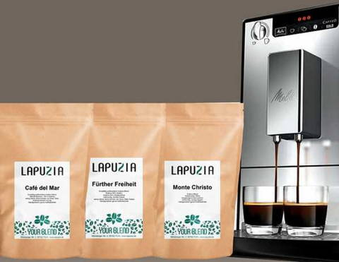 Probierpaket Kaffeevollautomaten