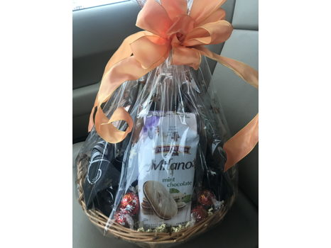 Dorignac's Gift Basket