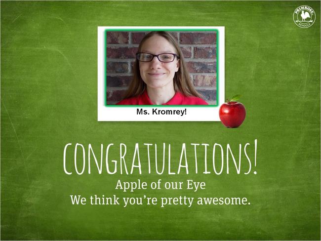 Ms. Kromrey