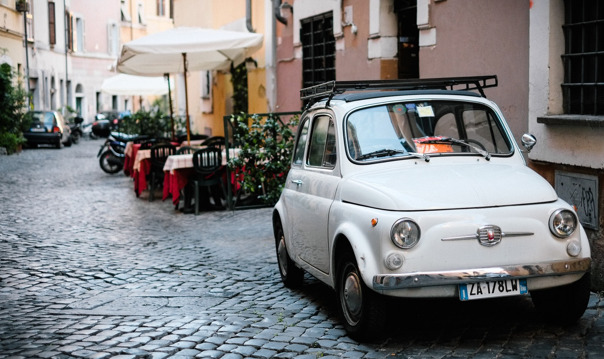 Рим с необычной стороны