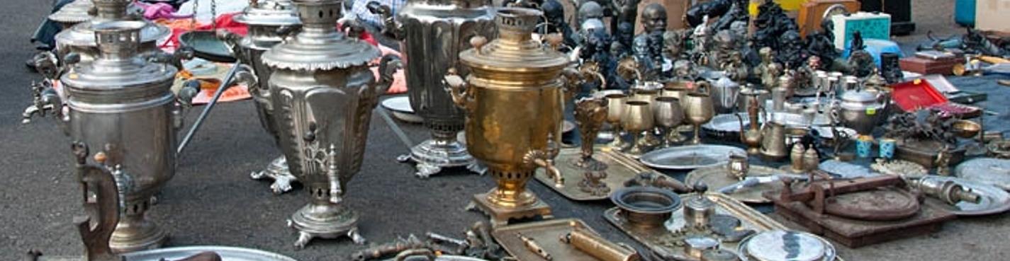 Одесская барахолка