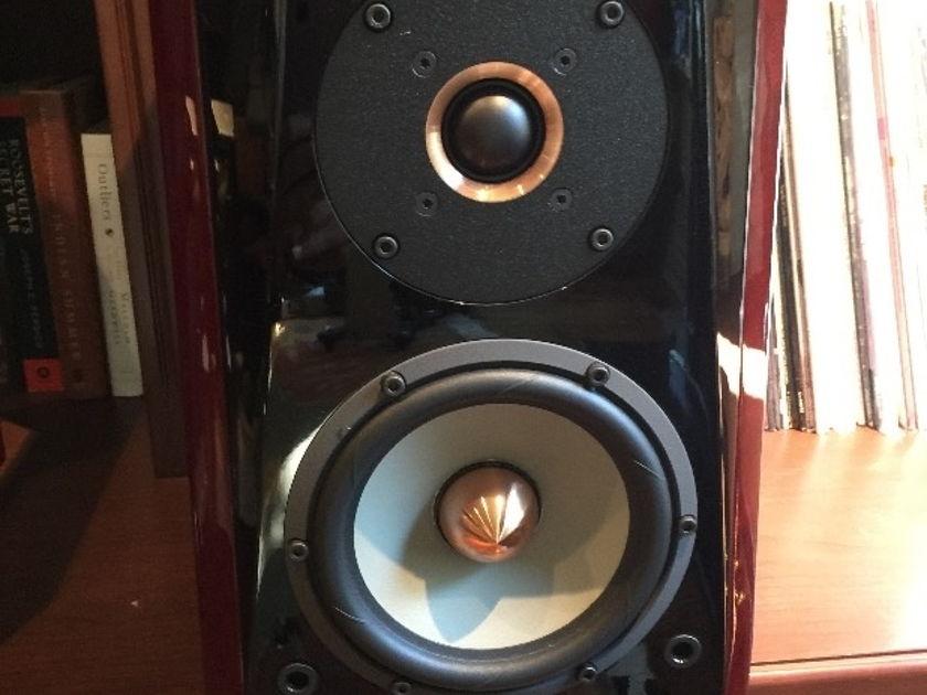 Joseph Audio Pulsar  Speakers - Sapele