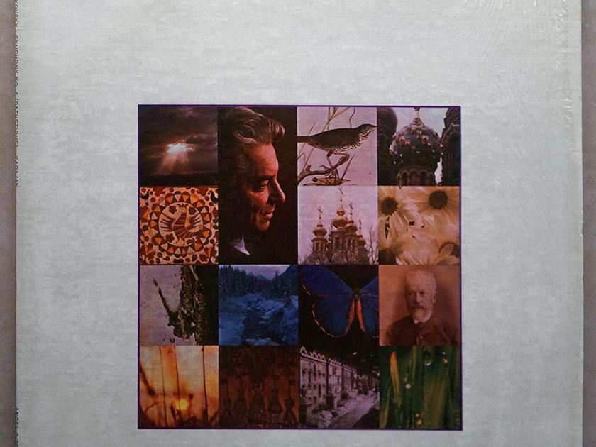 ANGEL   KARAJAN/TCHAIKOVSKY - Symphony No.6 Pathetique / NM