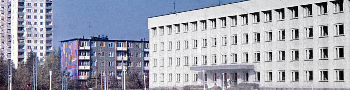 Лапшиха советская и современная. Прогулка с архитекторами