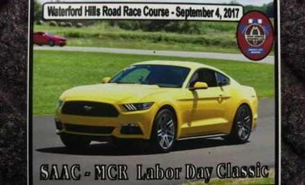 OTD – SAAC-MCR Labor Day Classic 2017