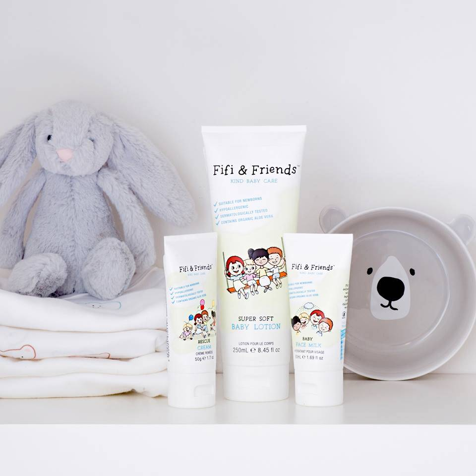 fifi and friends baby lotion