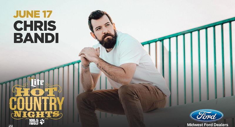 Miller Lite Hot Country Nights: Chris Bandi