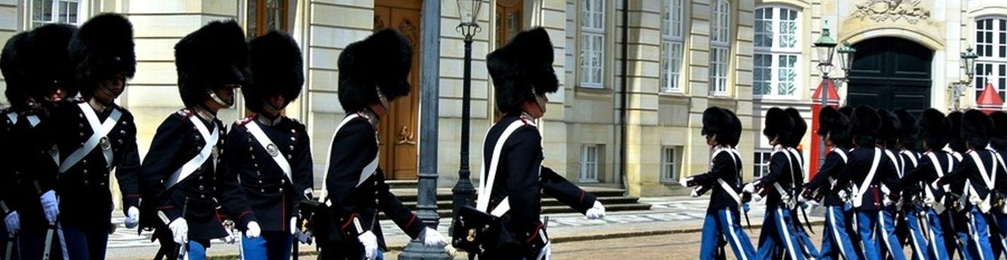 Дворцы Копенгагена