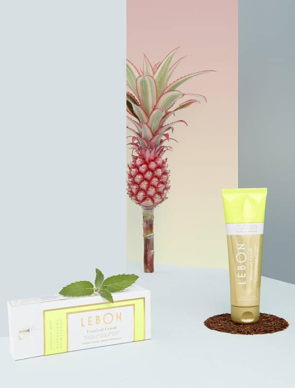 LEBON toothpaste mood tropical crush