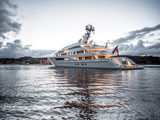 Un superyacht made in Germany : entretien avec Werfteigner Peter Lürßen