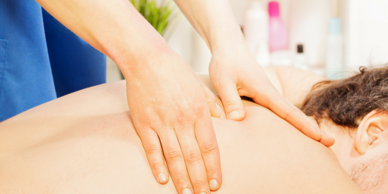 Deep tissue massage - Whistler Mobile Massage