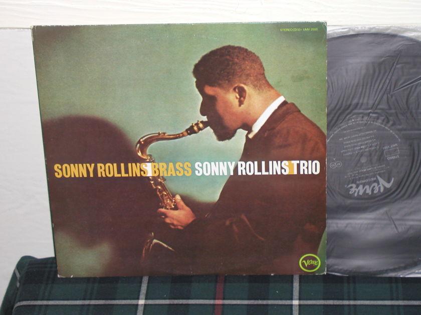 Sonny Rollins - Sonny Rollins Brass (Pics) HQ Jpn Import LP STEREO
