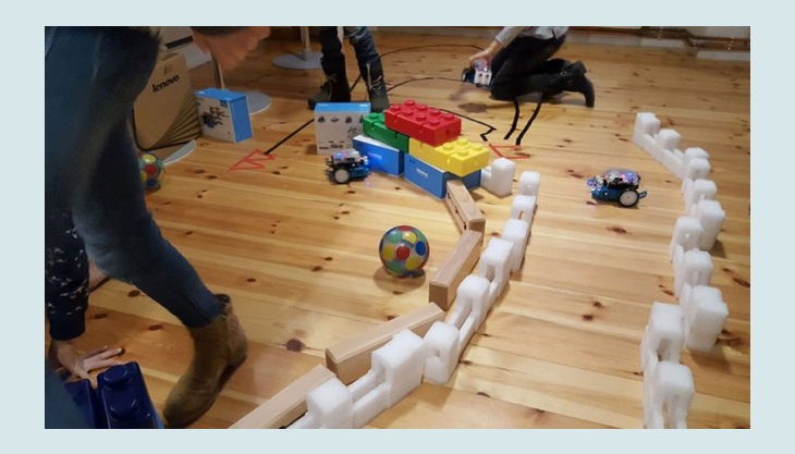 sfb sport förderung bildung roboter spielen