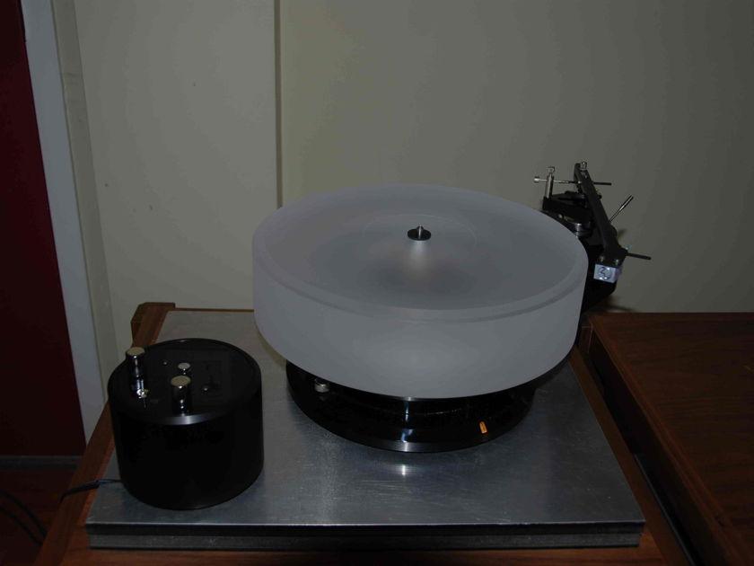 Scheu Analog Premiere Mk2 Turntable +  Classic MK II Tonearm
