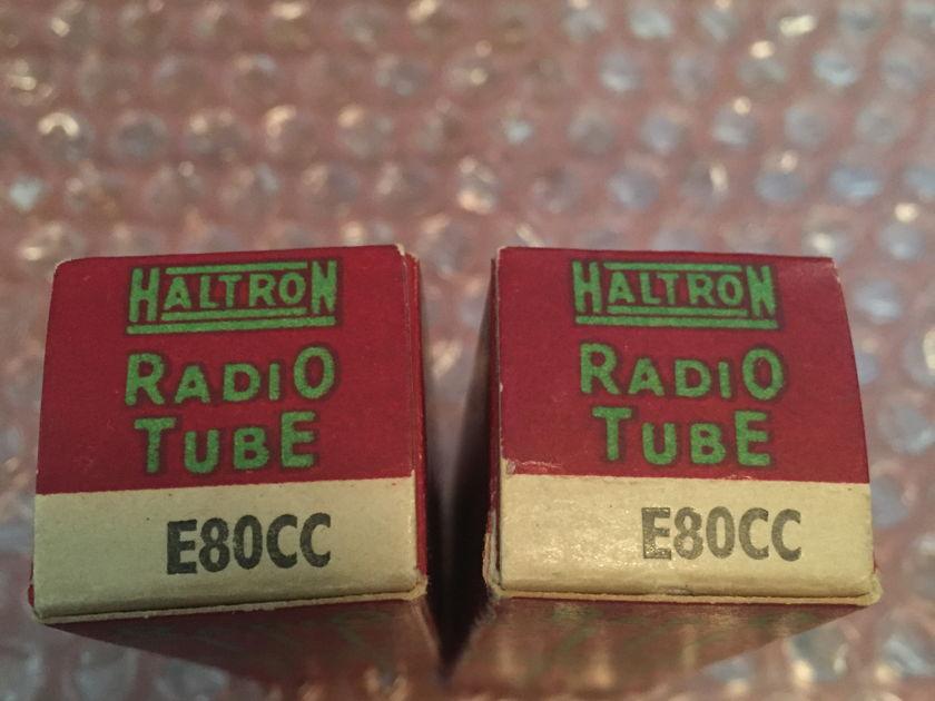 Haltron E80CC  Gold Pins Pinched Waist Foil-Strip D-Getter