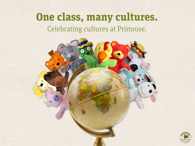 Celebrating Cultures at Primrose!