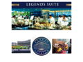 INCREDIBLE SEATS!!!!   4 Legend Suite Tickets - Yankees vs. Rays, Saturday, June 16 1:05pm