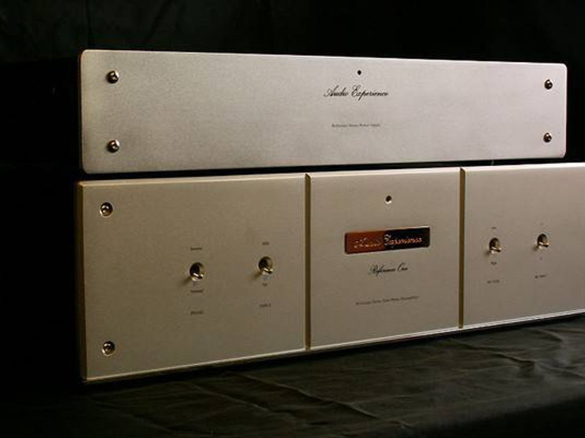 Ys Audio Experience Reference one phono stage preamp (new)