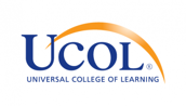 Universal College of Learning (UCOL) logo