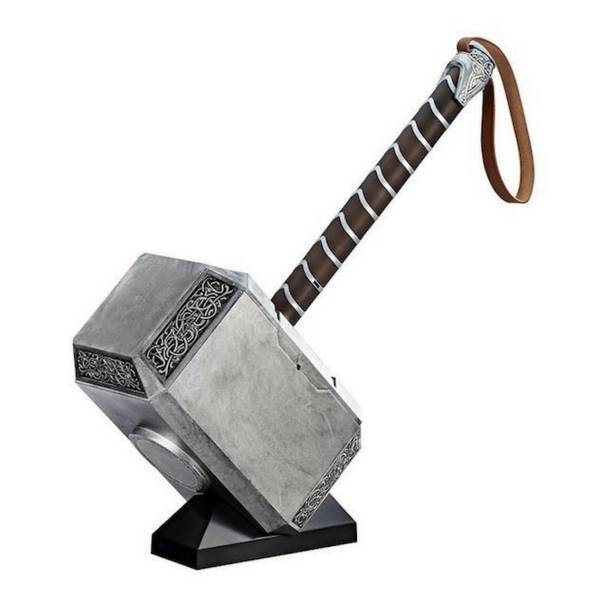 Marvel Legends: Thor Electronic Hammer By Hasbro free shipping across India