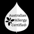 Australian allergy certified skincare