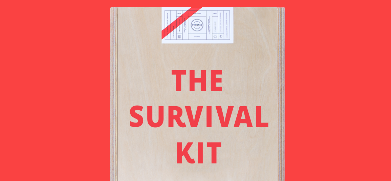 Agency Survival Kit | Dieline