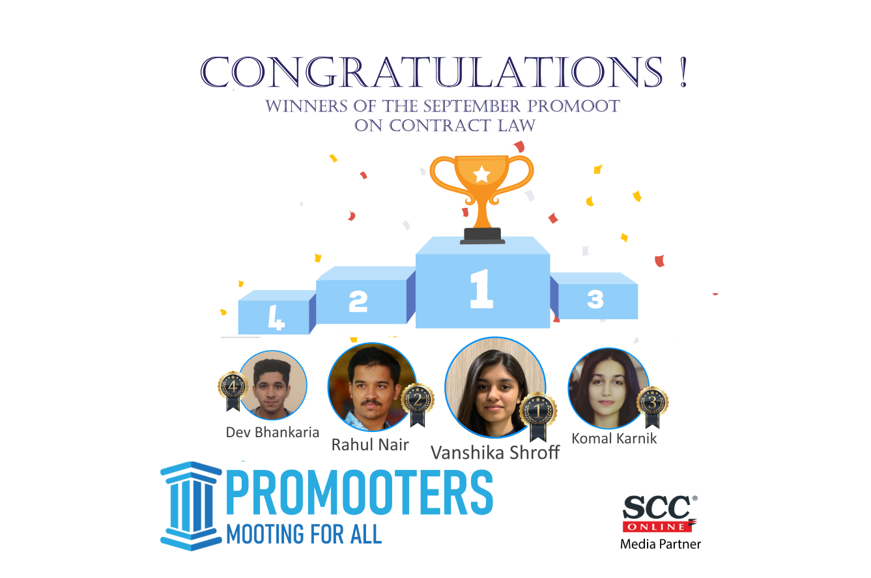 Scc online winner poster