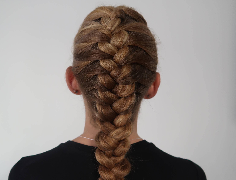 How to braid your hair heatless waves Davines