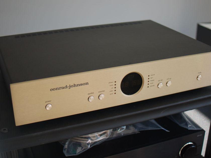 Conrad Johnson ET-3SE Pre Amp