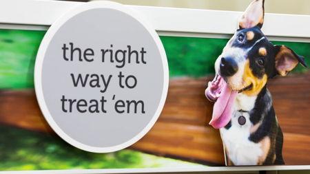 Image for PetCo Treat Aisle Reset