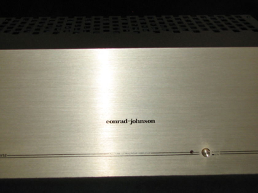 Conrad Johnson  MV-52 Tube Amplifier