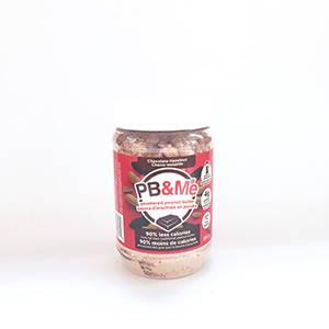 beurre arachides en poudre pbandme pb2 powedered peanut butter choco-noisette pb&me