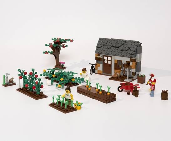 The Gardener's Shack