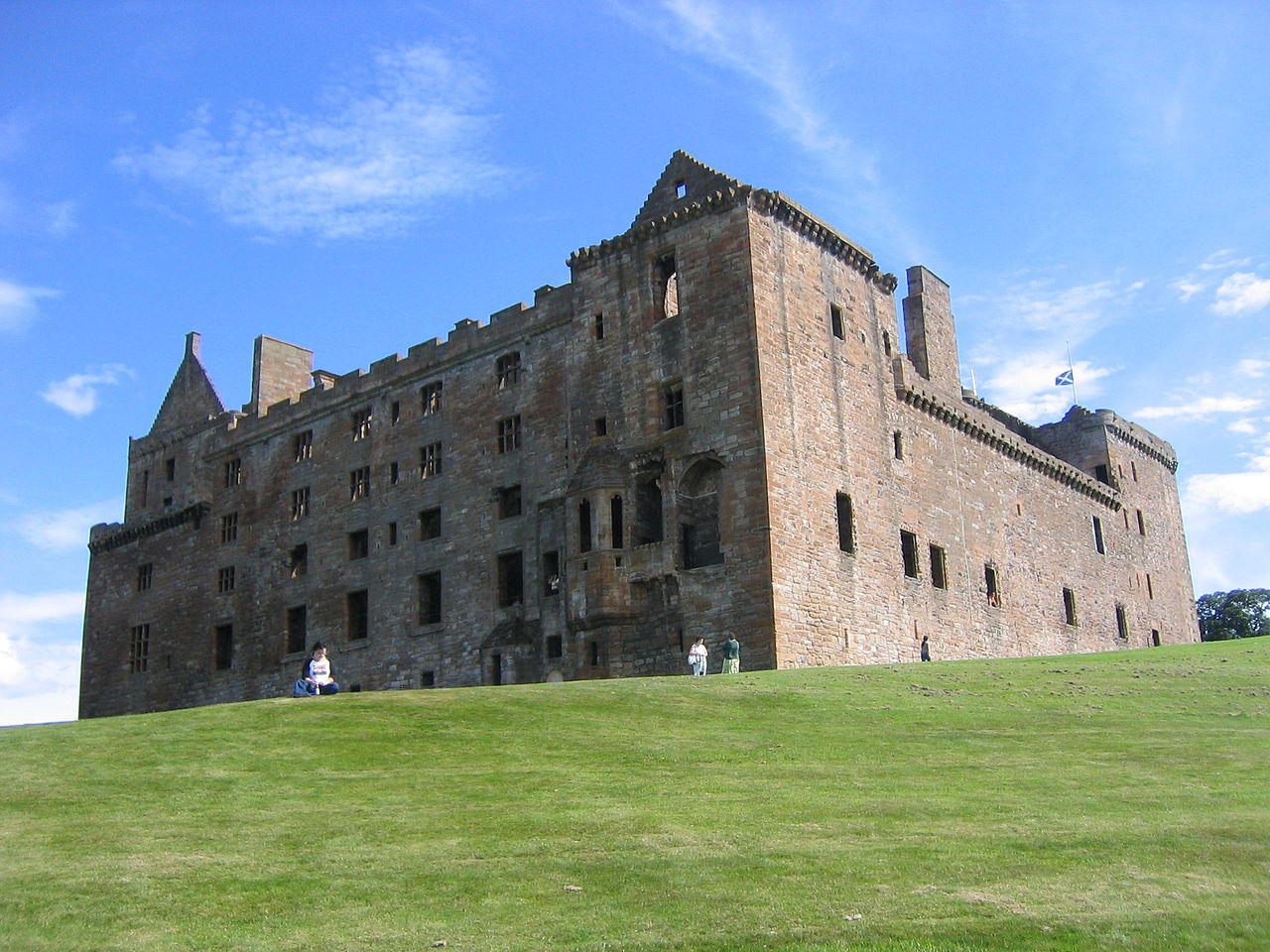 CASTLE OF LINLITHGOW