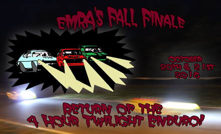 EMRA'S Fall Finale at Summit Point
